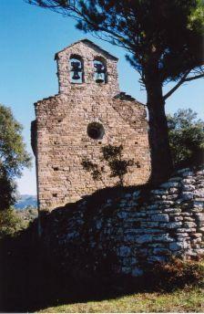 Ermita Sant Miquel de Serrarols