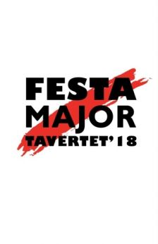 Festa Major. Tavertet 2018