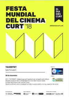 Festa Mundial del cinema curt '18